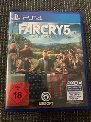 Farcry 5 PS4 PlayStation 4