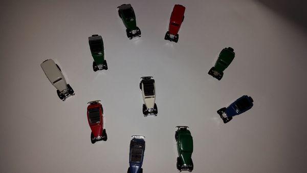 Modellautos Wiking Brekina