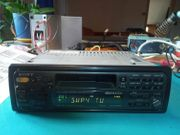 Cassettenautoradio Sony XR-C 550 RDS