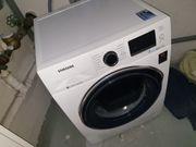 Samsung Waschmaschine WW80K6404QW EG sehr