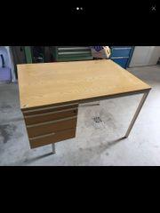 Schreibtisch Baustellentisch
