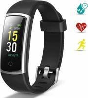 Fitnessuhr Armband Blutdruckmessung Schrittzähler Fitness