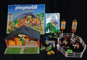 Reiterhof Playmobil 3120