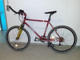 Mountain-Bikes, BMX-Räder, Rennräder - Damen Jugend Mountainbike MTB Fahrrad