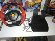 Xbox one Lenkrad von Ferrari