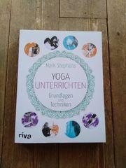 Buch Yoga unterrichten - Grundlagen und