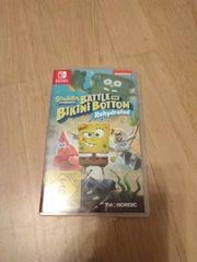 Nintendo Switch SpongeBob Spiel
