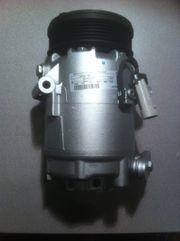 Klimakompressor OPEL Original Ersatzteil Austausch