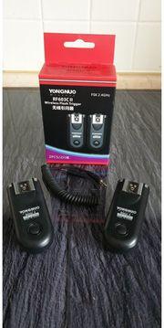 Yongnuo RF603C II Drahtloser Funk