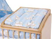 ZÖLLNER Wickelbrett für Gitterbett neuwertig