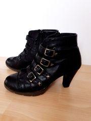 Stiefeletten Gr 38 ankle boots