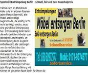 Entrümpelungen schnell Berlin24recyclingdienst
