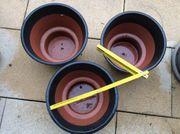 Blumen-Übertöpfe Keramik