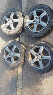 4 Winterreifen BMW X3 X4