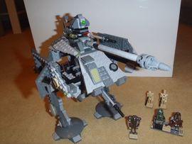 LEGO StarWars AT-AP 75043: Kleinanzeigen aus Frankfurt Rödelheim - Rubrik Spielzeug: Lego, Playmobil