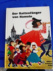 Märchenbuch Der Rattenfänger von Hameln