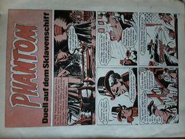 Comics, Science fiction, Fantasy, Abenteuer, Krimis, Western - Altes Comic Phantom Nr 135