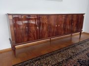 Sideboard aus Mahagoni