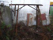 Gerustboecke fuer Maurerarbeiten-Putzarbeiten