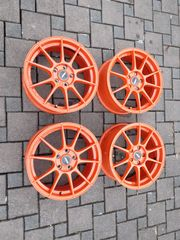 Sport Alufelgen Orange 7 5Jx17