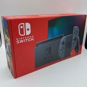 Nintendo Switch grau 2021 OVP