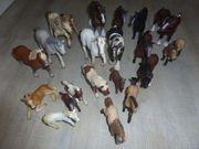 21 x verschiedene Schleich Pferde