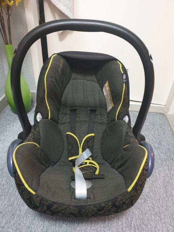 Kindersitz von MaxiCosi