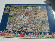 1000 Teile Puzzle Jan Van