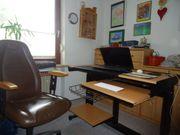 Computer-Schreibtisch höhenverstellbar