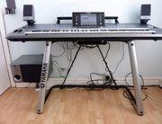 Yamaha Tyros 5 76-Tasten-Tastatur
