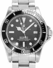 Rolex Sea-Dweller 1665 Stahl Automatik