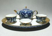 Meissen Tee Dejeneur Chinese mit