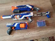 NERF Spielzeugwaffen SET