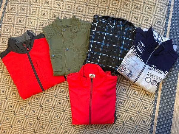 Neue Jacken für Herren