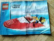 Lego City Schnellboot 4641