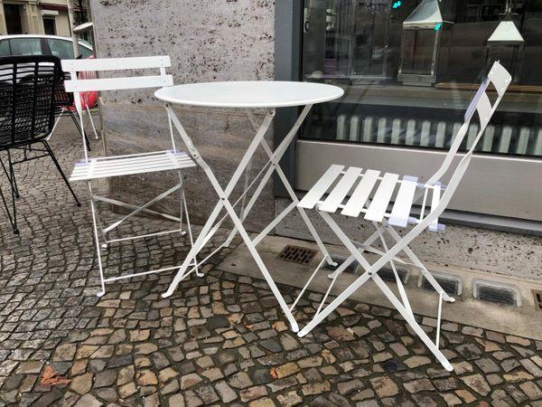 Garten-Set Gartenstühle Gartenmöbel Outdoor Möbl