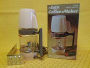 AUTO-Kaffeemaschine für 12 Volt und