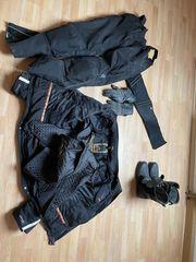 Motorradbekleidung Set