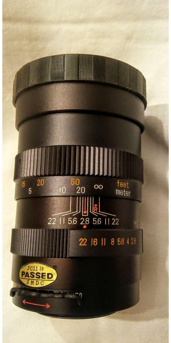 Beroflex Objektiv 135mm