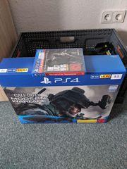 PS4 1 TB Bundle nagelneu