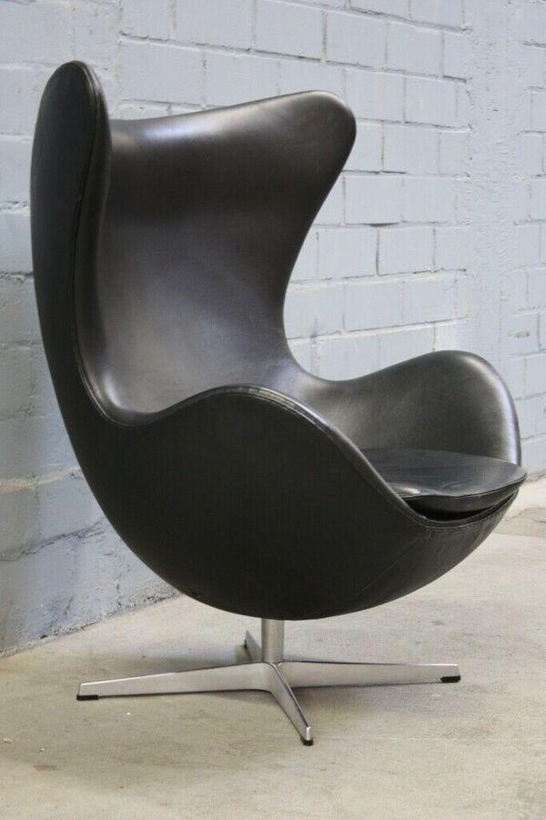 Fritz Hansen EGG Chair Design