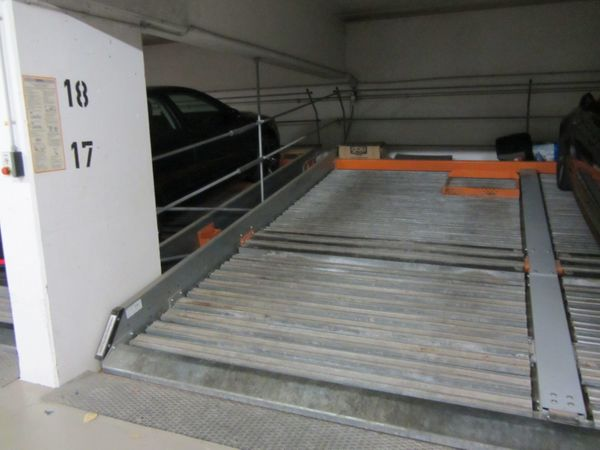 Nie mehr Parkplatz suchen - Tiefgaragen