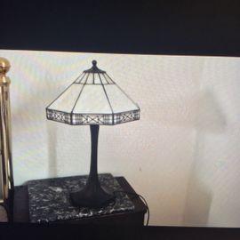 Büromöbel - Aus Nachlass einige Lampen b