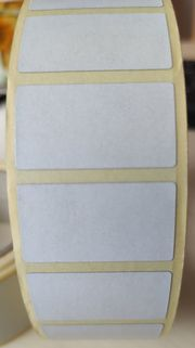 Etiketten Haftetiketten 33x18 mm gestanzt