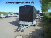 PROFI Fahrschulanhänger 2500 Kg Tandem