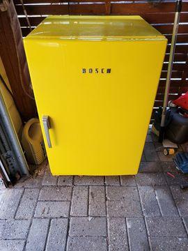 Nostalgischer Kühlschrank Von Bosch sehr selten