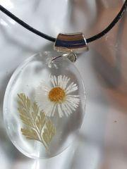 Halskette Frühlingsschmuck