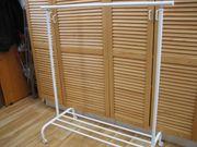 IKEA Garderobenständer weiß metall
