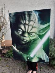 Star Wars Leinwand Bilder groß