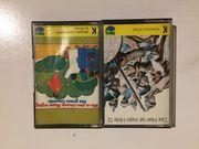 Verschiedene Kassetten MCs - 7 Stk